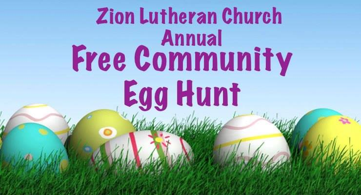 Zion Egg Hunt